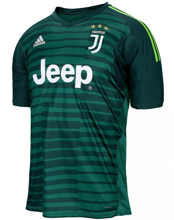 New Juventus Goalkeeper Jersey 2018 19