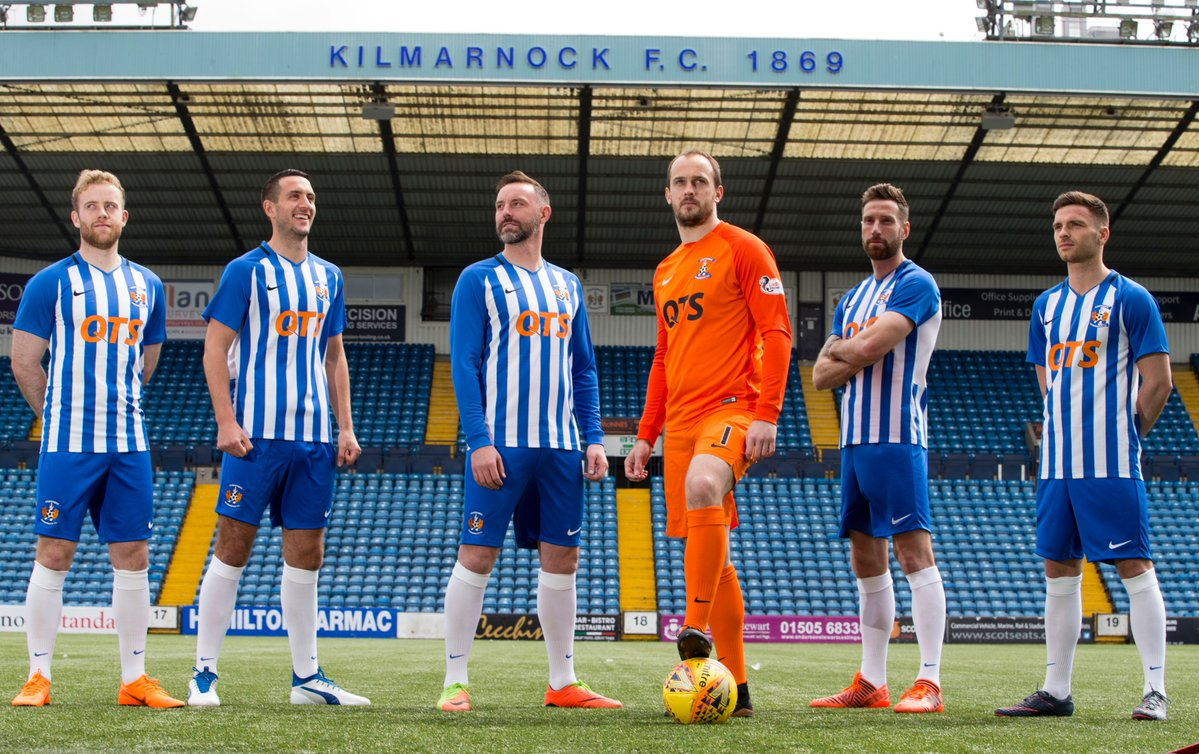 New Killie Strip 18 19