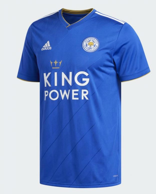 New LCFC Adidas Shirt 2018-19 | Leicester City leaving ...