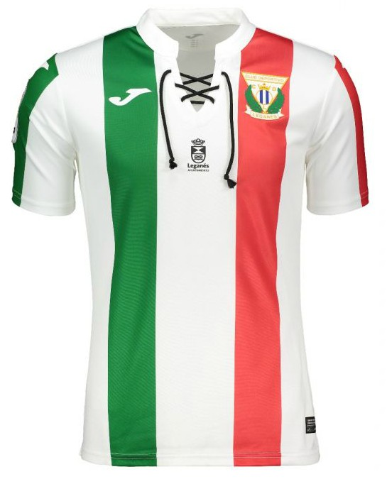 New Leganes Away Shirt 18-19
