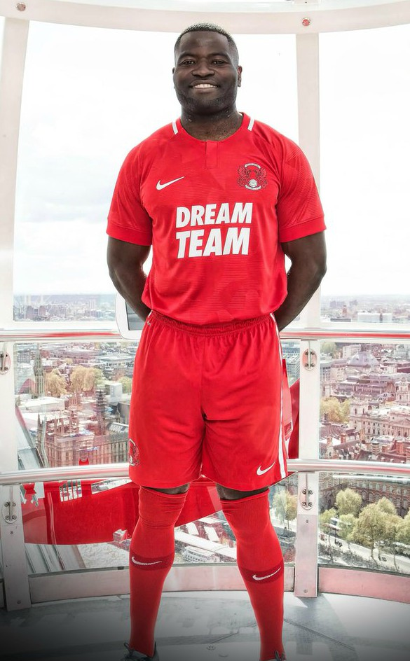 New Leyton Orient Dream Team Kit 2018 19