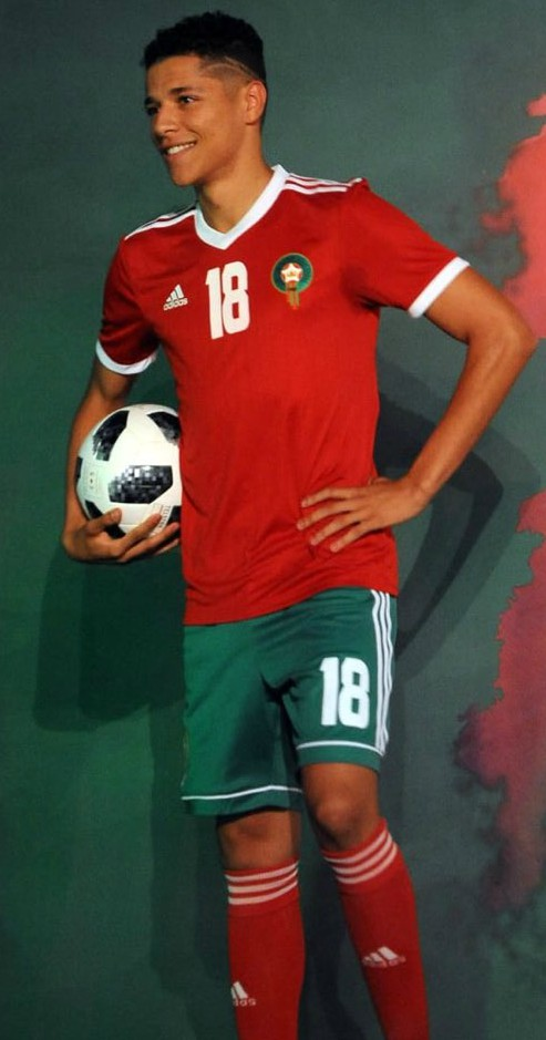 New Morocco Jersey World Cup 2018