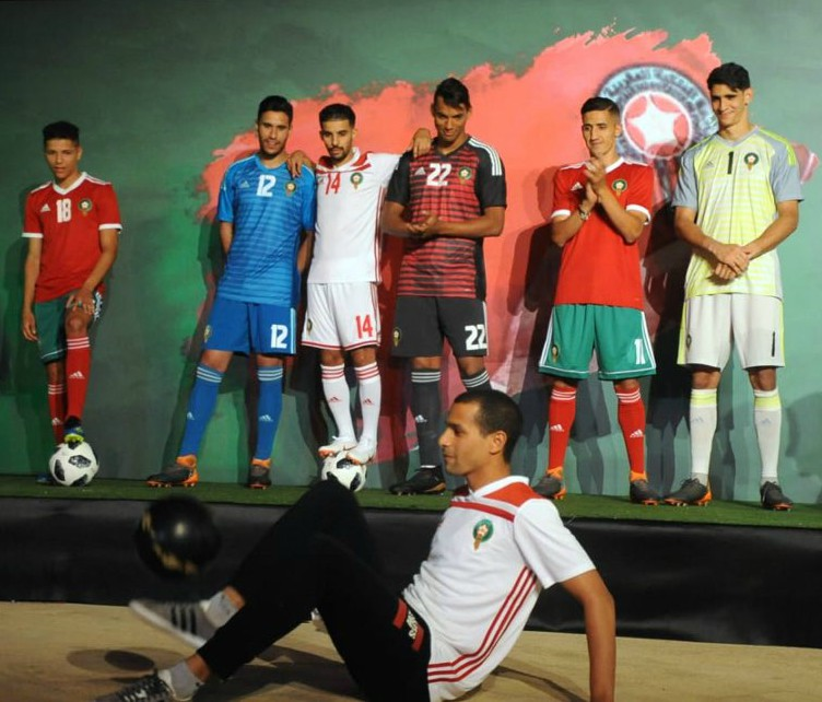 New Morocco Shirts 2018-2019