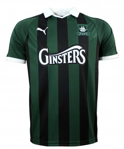New PAFC Kit 2018 19