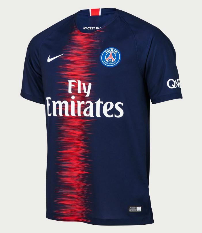 New Paris SG Shirt 2018 19