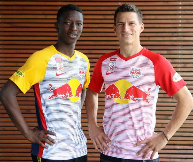 New RB Salzburg Jersey 2018 2019
