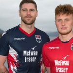 New Ross County Strips 2018-2019 | Macron RCFC Home & Away Kits 18-19