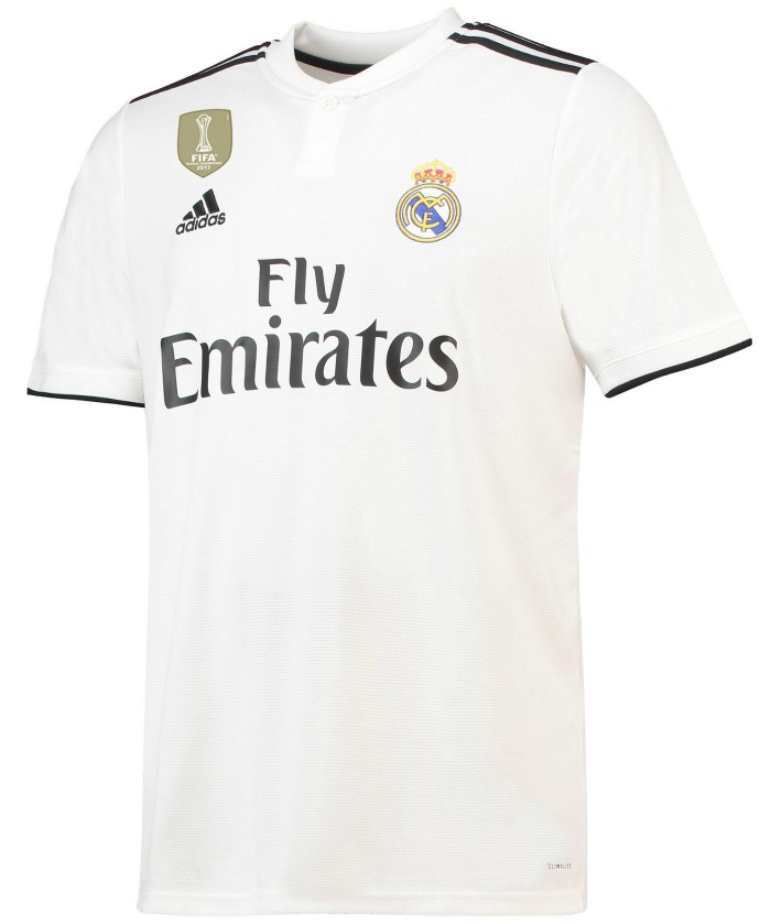 sale retailer a9e84 88b64 New Adidas Real Madrid Jerseys 2018-2019 | Cristiano Ronaldo ...