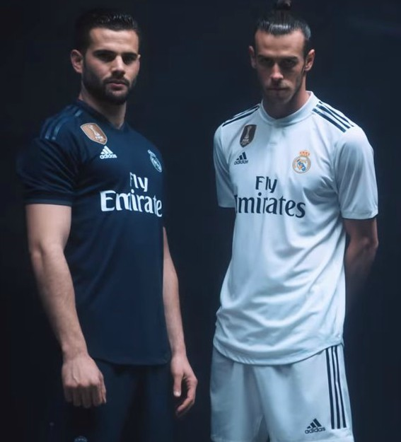New Real Madrid Home Top 2018-19