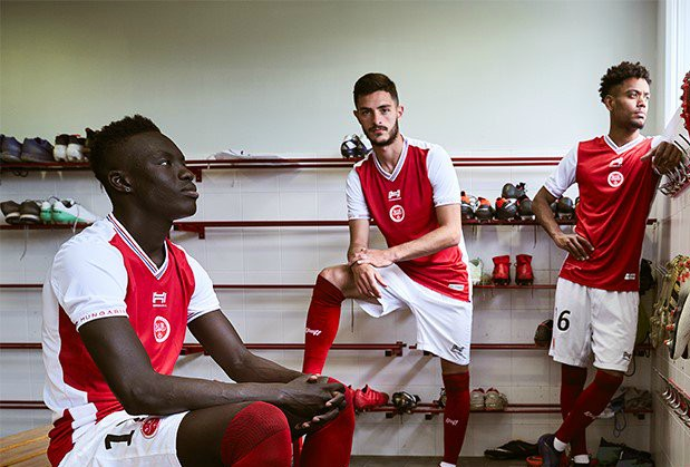New Reims Jersey 2018 2019