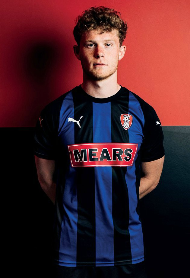 New Rotherham United Away Kit 2018-19