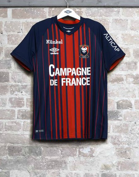 New SM Caen Shirt 2018 2019