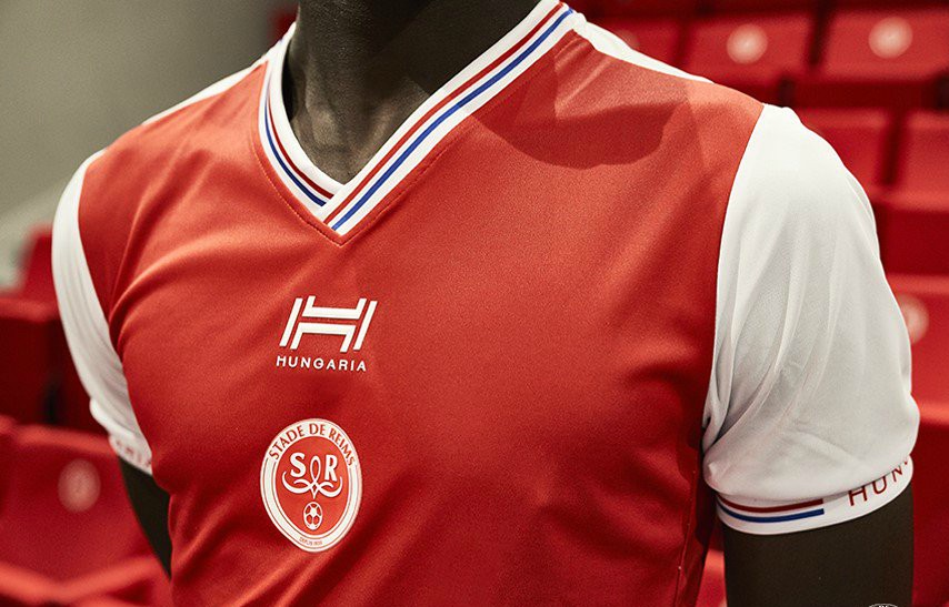 New Stade de Reims Kit 2018 19
