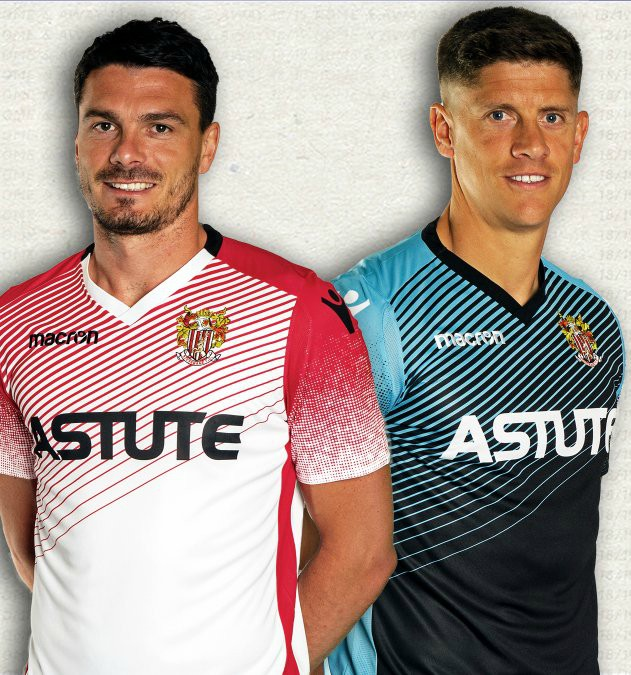 New Stevenage FC Kit 2018 19