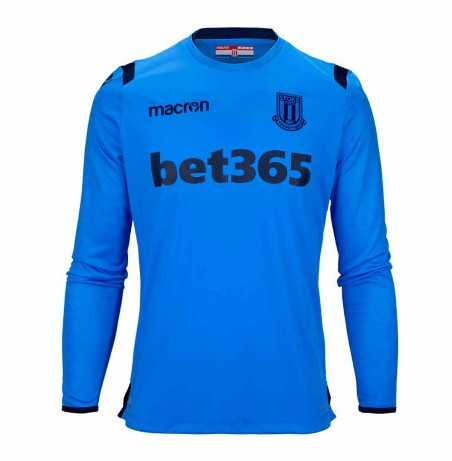 New Stoke Goalkeeper Shirt 2018-2019