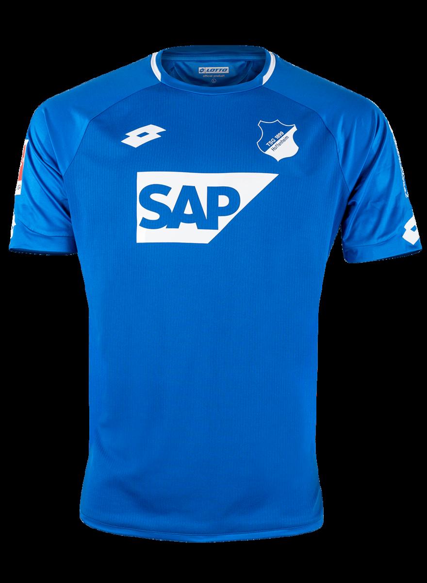 New TSG 1899 Hoffenheim Shirt 2018 19