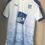 New Tranmere Rovers Kit 2018/19- Puma TRFC Home Shirt 2018-2019