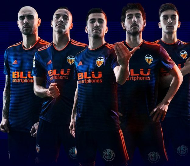 New VCF Away Kit 18 19