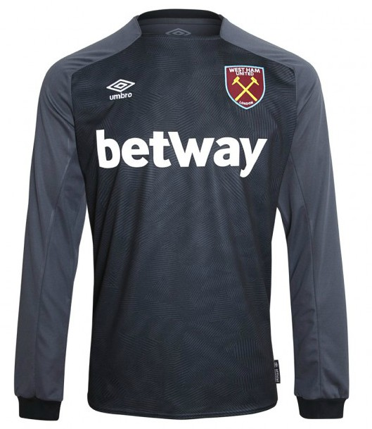 New West Ham Goalkeeper Shirt 18-19