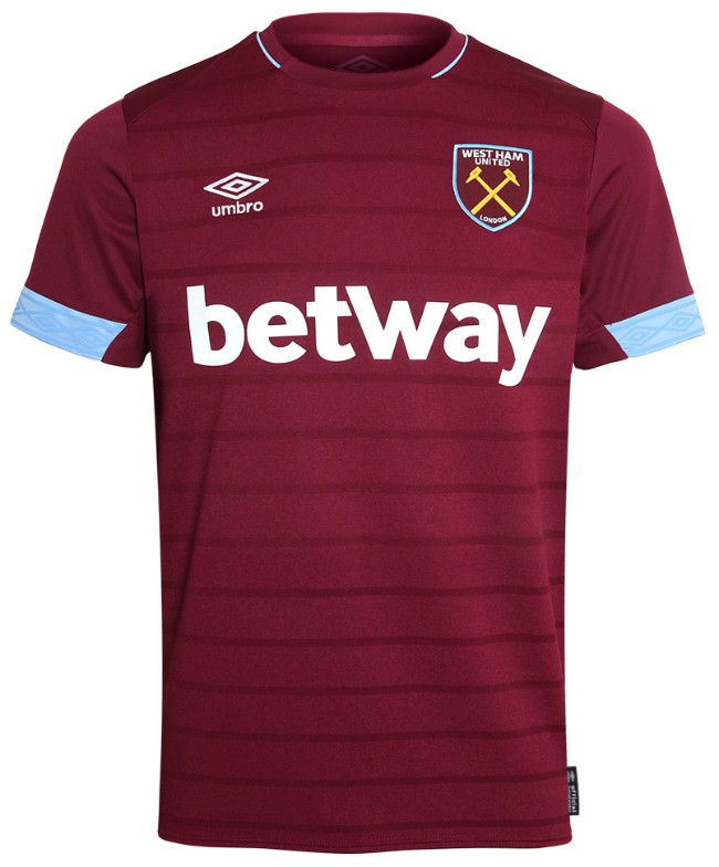 New West Ham Jersey 2018-2019