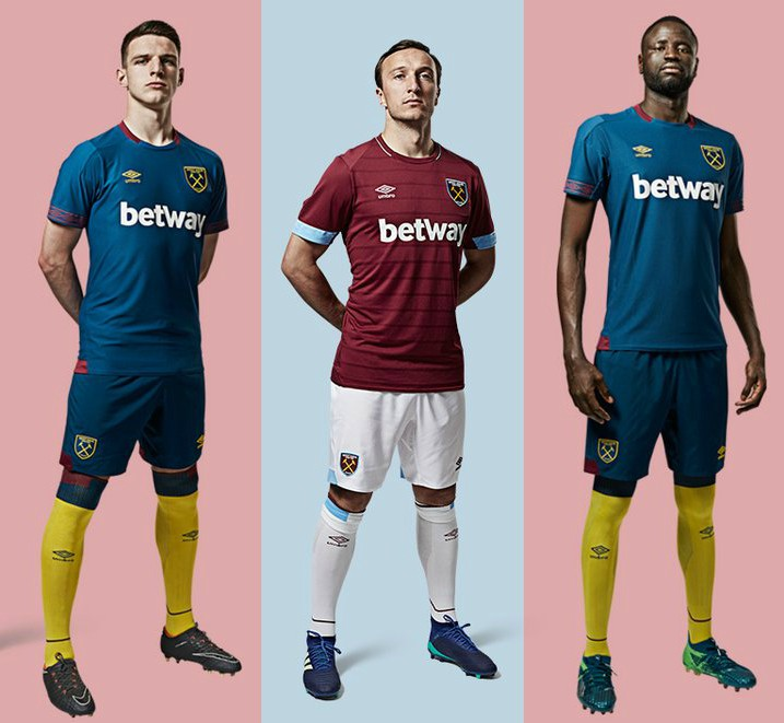 New West Ham Shirt 2018-2019