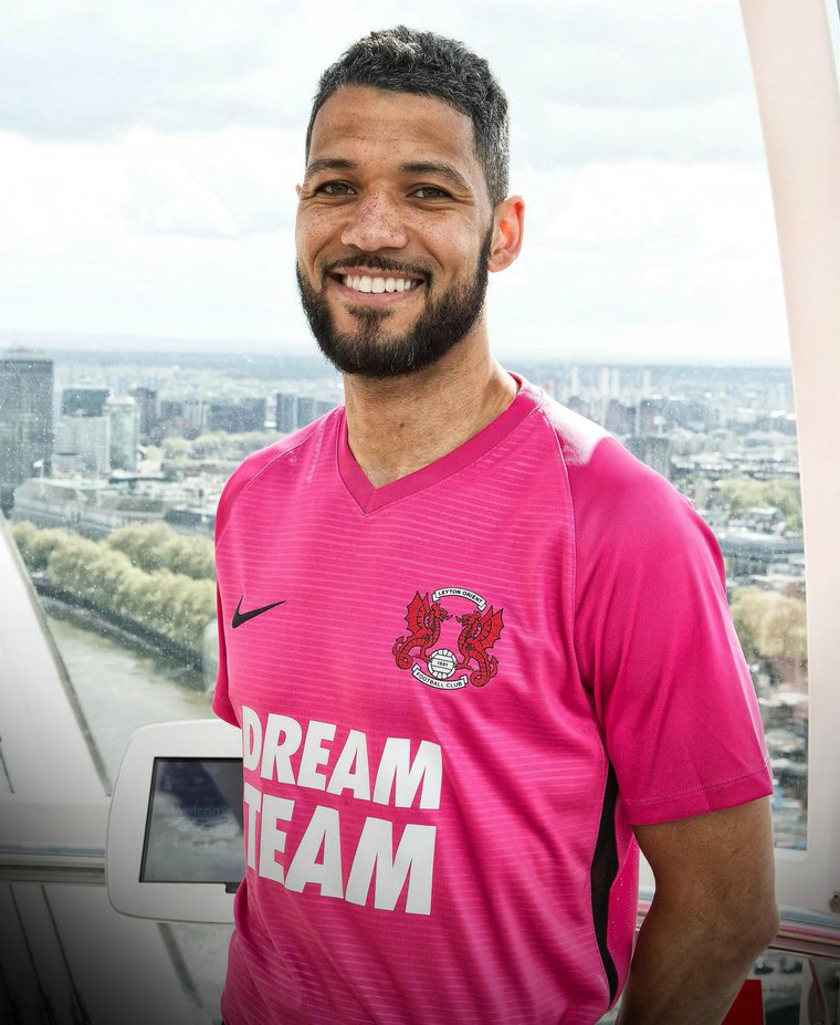 Pink Leyton Orient Kit 2018 2019 Third