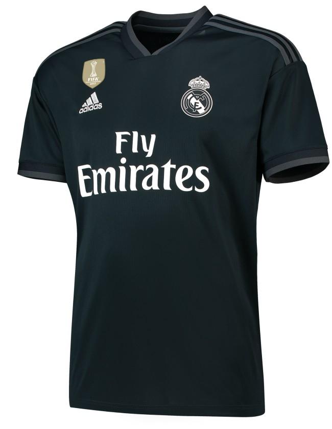 Real Madrid Away Strip 18-19