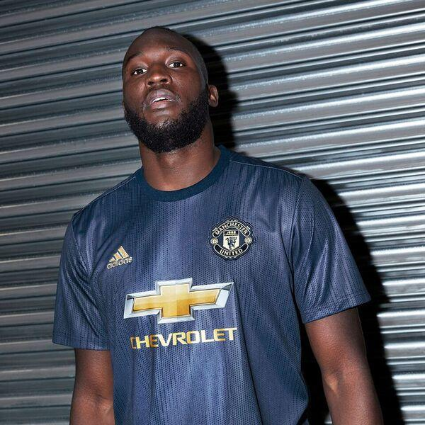 Romelu Lukaku Third Kit 18 19