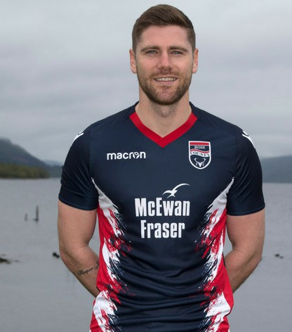 Ross County Home Kit 18-19