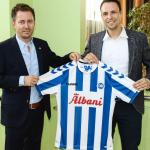 New Odense BK Shirt 2018-19 | Hummel Albani OB Home Kit 18-19
