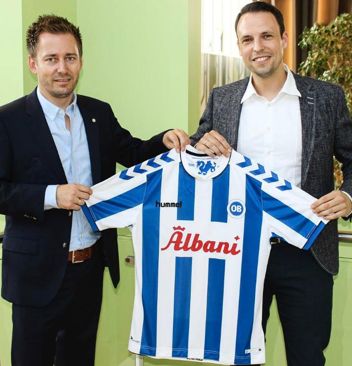 Albani Odense BK Sponsor 2018