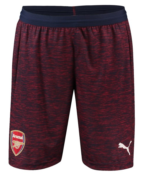 Arsenal Away Shorts 2018-2019
