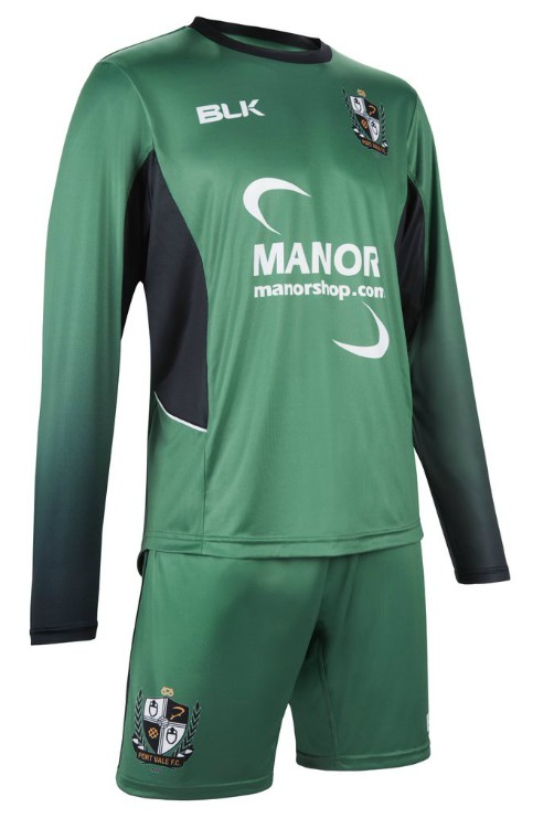 BLK Goalkeeper Shirt 2018-19