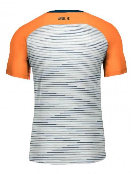 Back of APOEL Away Shirt 18-19