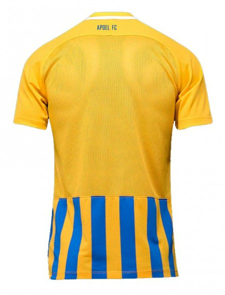 Back of APOEL Nicosia Kit 18-19
