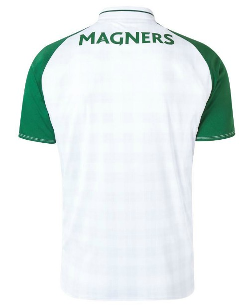 Back of Celtic Away Shirt 2018 2019