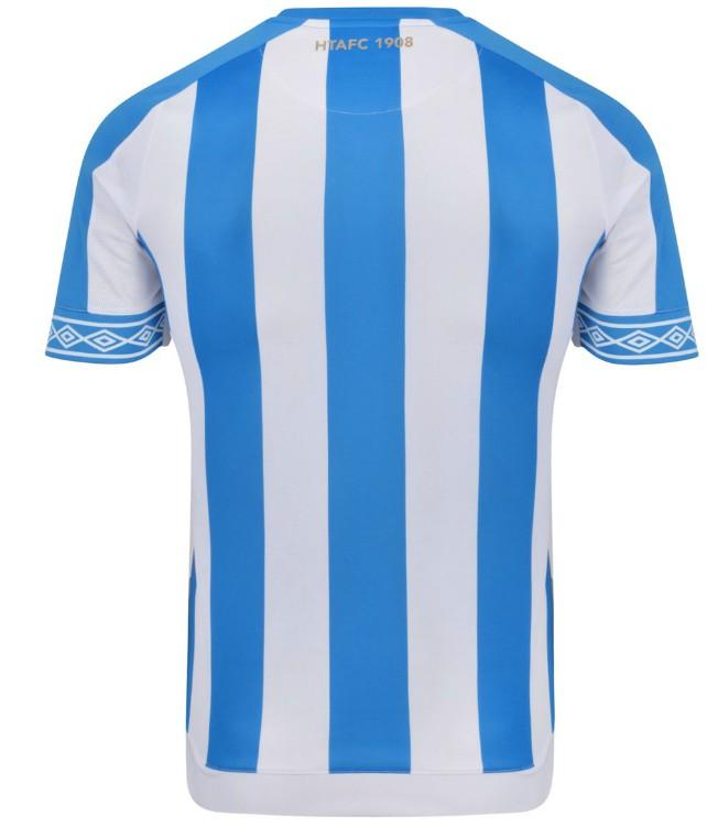 Back of Huddersfield Kit 18-19