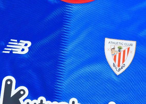 Bilbao Away Kit 18-19 Closeup