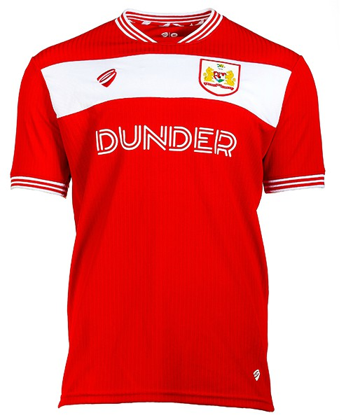 Bristol City Dunder Shirt 18-19