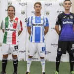 New CD Leganes Joma Kits 2018-2019 | Betway to be new shirt sponsor