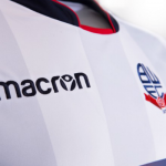 New Bolton Wanderers Kit 2018-2019 | Macron BWFC Home Shirt 18-19