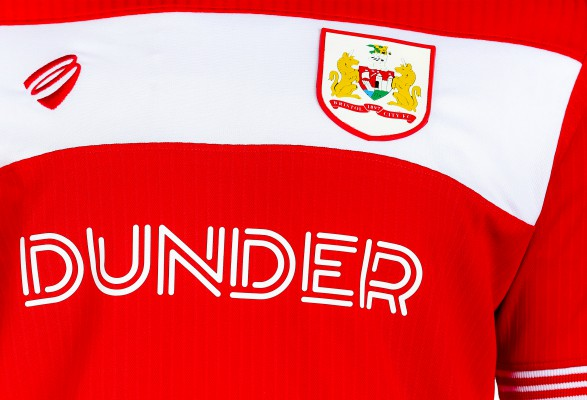 Closeup Bristol City Shirt 18-19