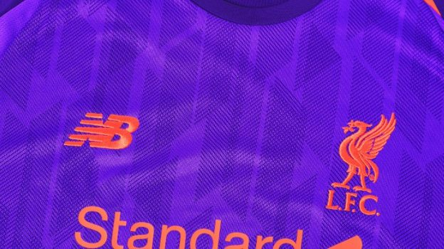 great fit e7d46 27df9 New Liverpool Away Shirt 2018-19 | NB & LFC unveil deep ...