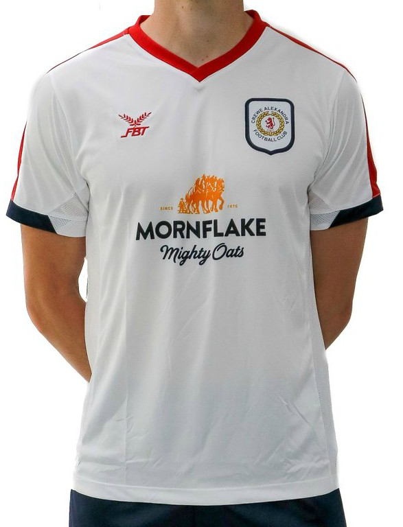 Crewe Alexandra Away Kit 2018-2019