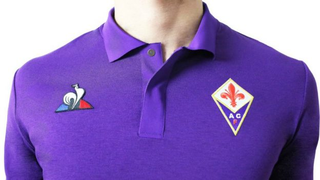 Fiorentina Home Shirt 18-19 Detailing