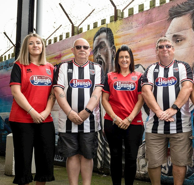 Grimsby Town New Kit 18-19