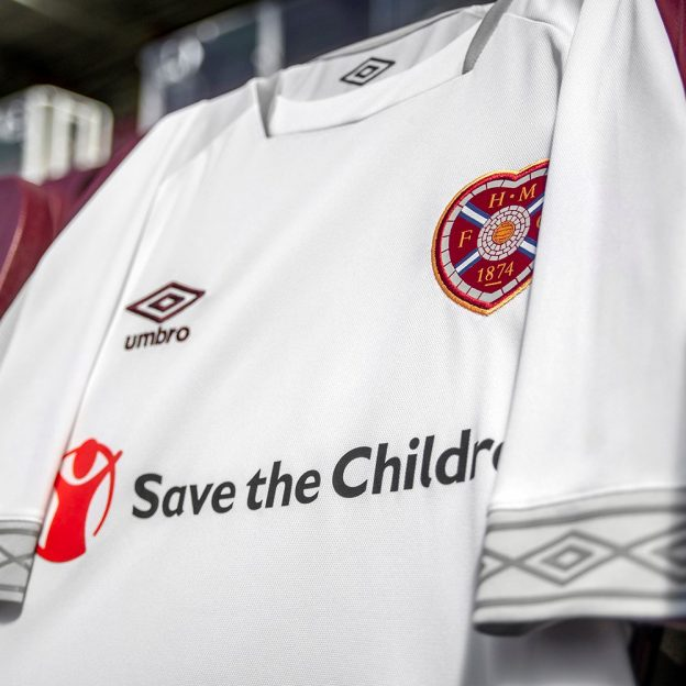 Hearts Away Strip 18-19