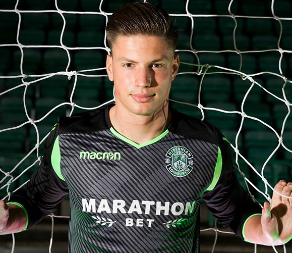 Hibs Goalkeeper Strip 18-19
