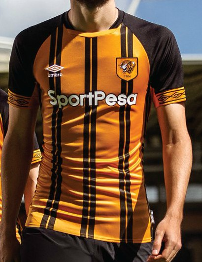 Hull City New Kit 18-19