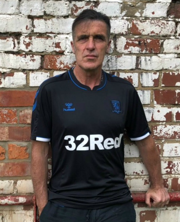 Hummel Boro Away Top 18-19